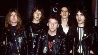 Why Iron Maiden refused to mime on Top Of The Pops