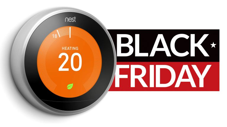 Amazon Black Friday deals Nest Learning Thermostat