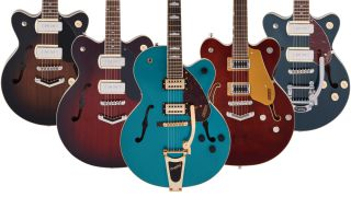 Gretsch Electromatic and Streamliner