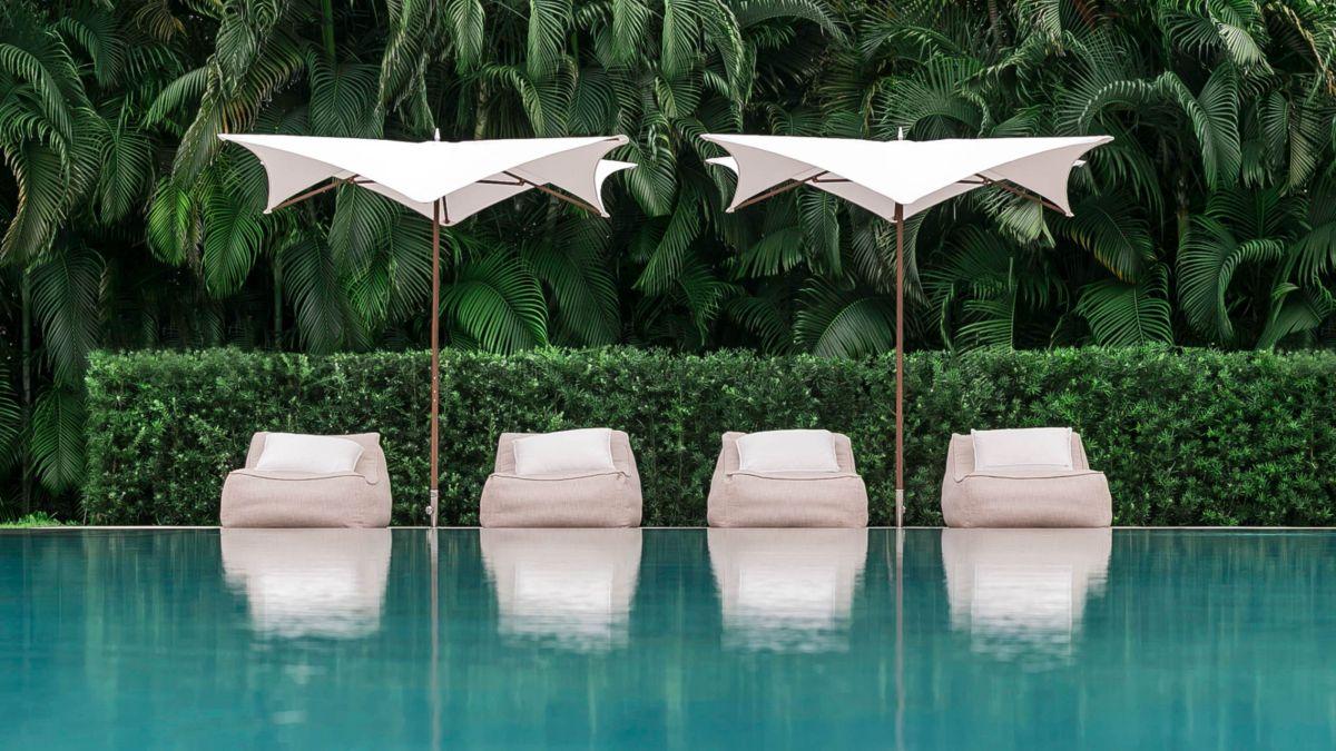 Best patio umbrellas 2021: stylish outdoor shade solutions