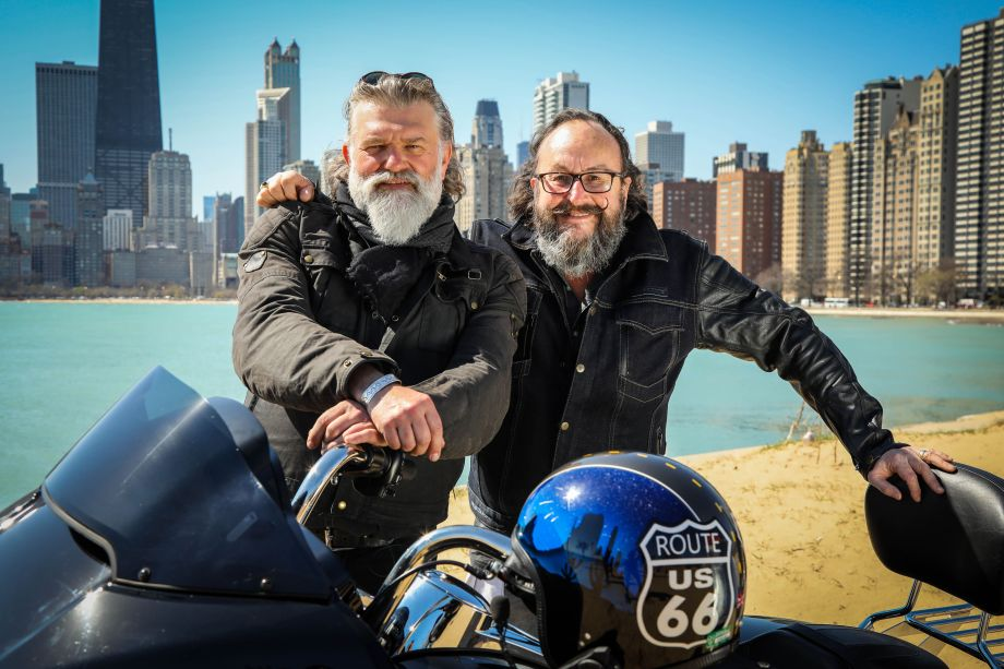 Hairy Bikers: Route 66