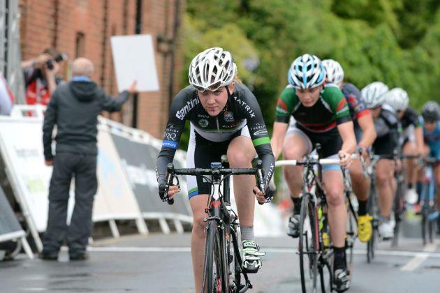 Jess Walker, Tour Series 2013, round 10, Aylsham