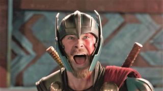 An image from Thor: Ragnarok - one of the best comedies on Netflix