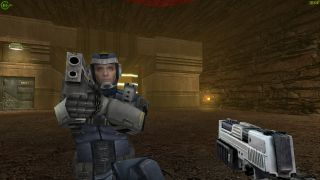 Red Faction AI Upscale mod