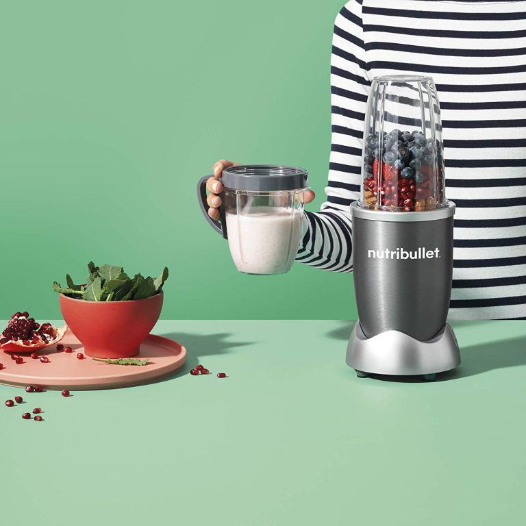 appliance deals: NutriBullet lifestyle image