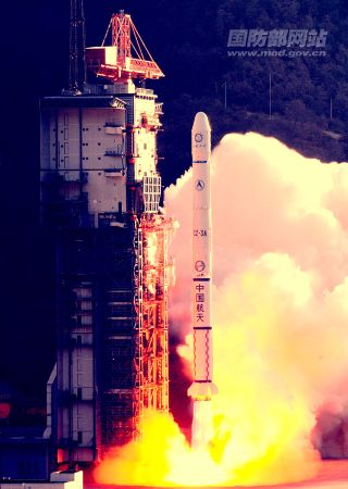 China Satellite Launch