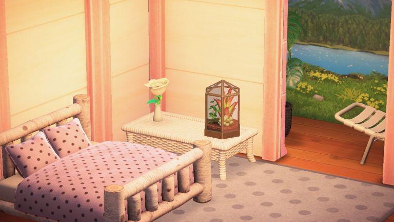 Animal Crossing: Grown up pinks