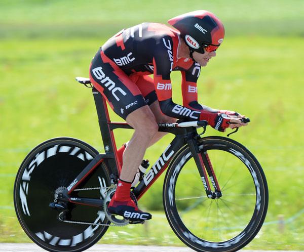 BMC TM01 Cadel Evans TT