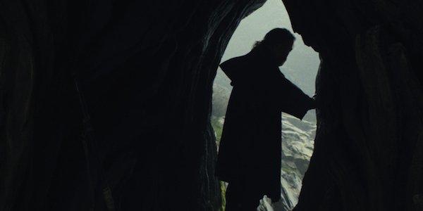 Luke Skywalker The Last Jedi Star Wars