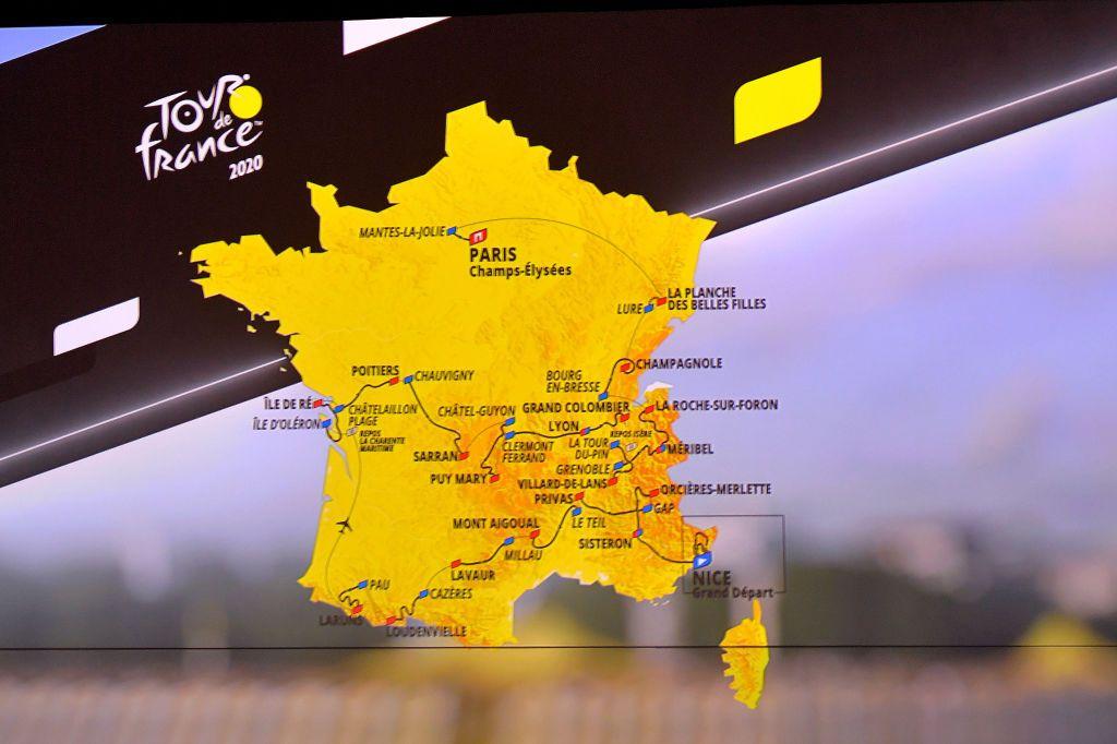 Tour De Francia 2020.Tour De France 2020 5 Key Stages Cyclingnews