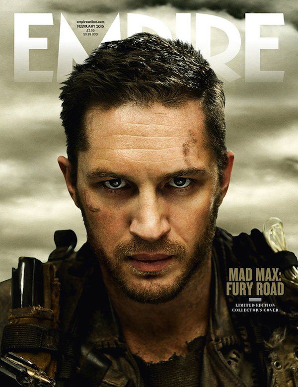 Mad Max Fury Road Empire cover 1