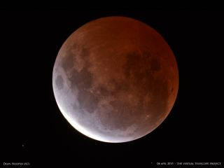 Total Lunar Eclipse of April 2015
