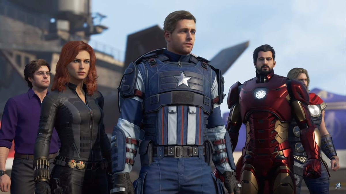 Leaked Marvel's Avengers achievements confirm more heroes and the game's major villain