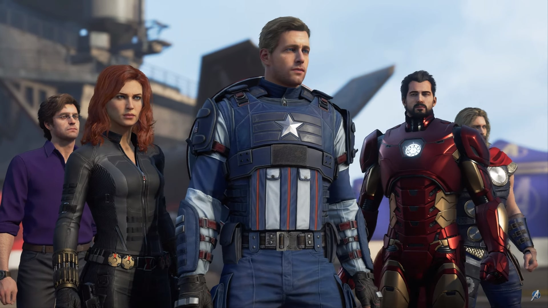 Image result for avengers game