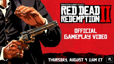 Saddle up: Red Dead Redemption 2 official gameplay coming tomorrow