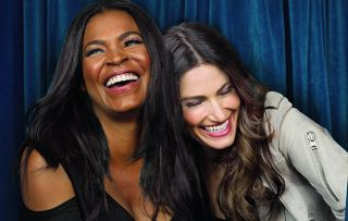 Idina Menzel and Nia Long star in this remake of the 1988 classic starring Bette Midler and Barbara Hershey.
