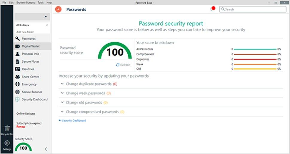 Password Boss 7