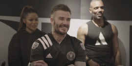David Beckham Tricked Into Singing Spice Girls, And Victoria Beckham Approves