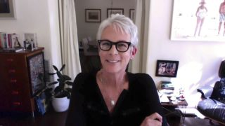 Jamie Lee Curtis appears on The Late Late Show with James Corden