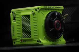 Red Komodo camera gets LIME GREEN treatment for Michael Bay's Bayhem 2.0?!
