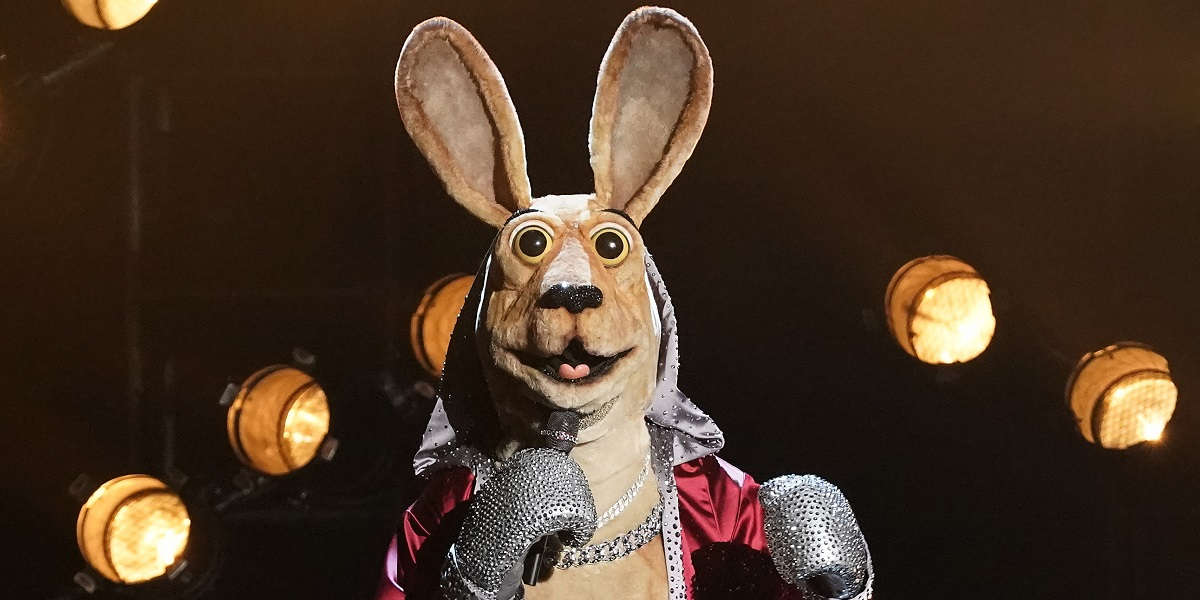The Kangaroo The Masked Singer Fox