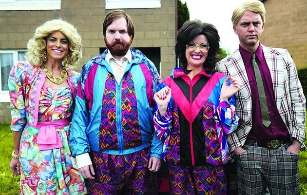 The Irish comedy series set in the 1980s returns with Bridget (Jennifer Zamparelli) and Eamon (Bernard O'Shea) sick of their old friends almost as much as they're sick of each other.