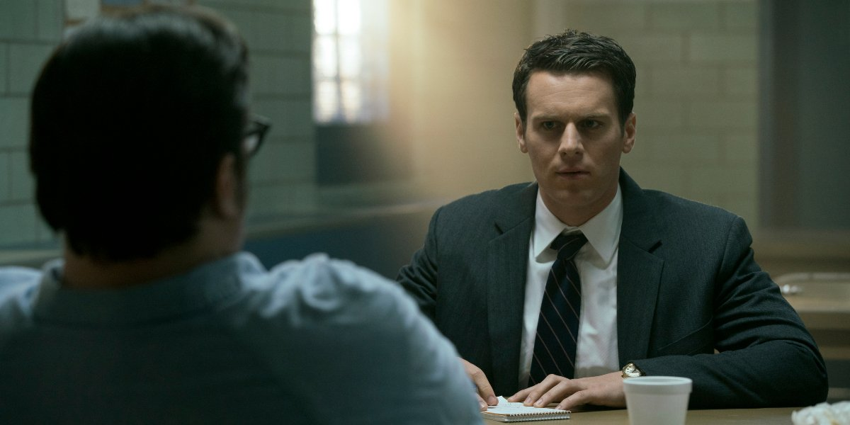 Jonathan Groff on Mindhunter