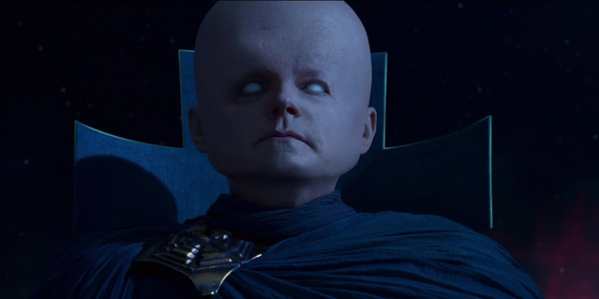 Watcher in Guardians of the Galaxy Vol 2