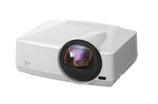 Mitsubishi Introduces WD390U-EST Short Throw Cloud Projector