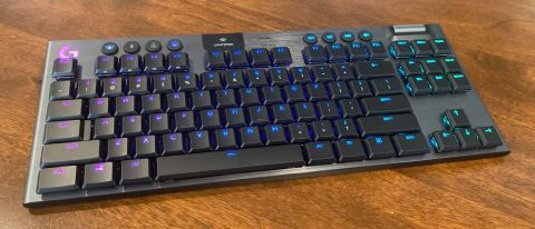 Logitech G915 TKL review
