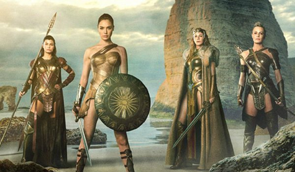 Wonder Woman Supporting Cast