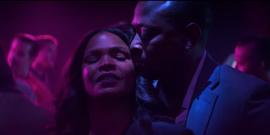 Why Fatal Affair's Steamy Love Scene Was Super 'Awkward' For Nia Long
