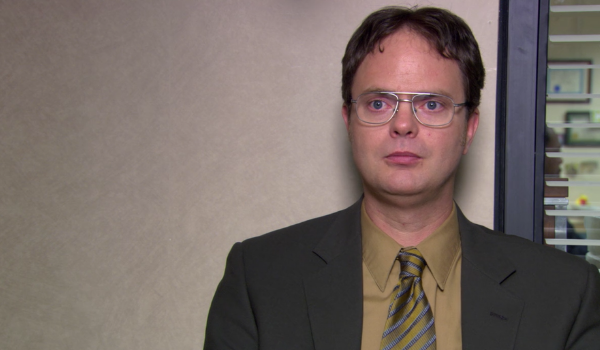 Dwight Schrute The Office NBC