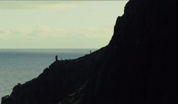 Star Wars the last jedi island