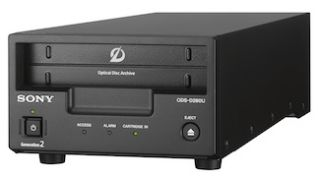 Sony to Show Optical Disc Archive Generation 2 at InfoComm