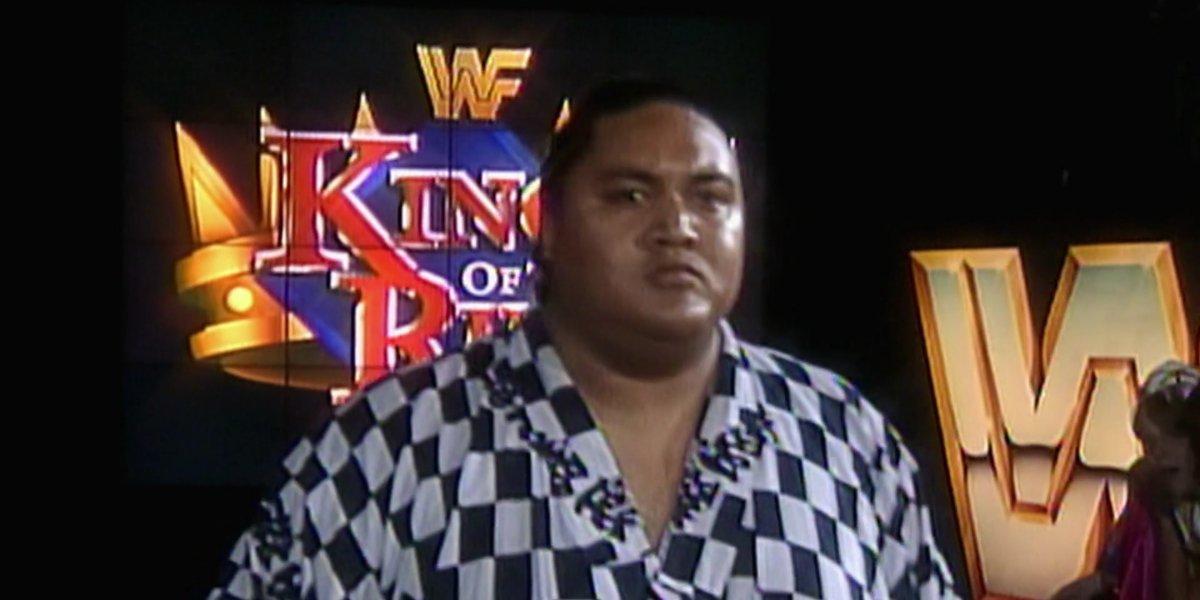 Agatupu Rodney Anoaʻi in WWE Icons: Yokozuna