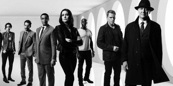 The Blacklist cast Task Force NBC