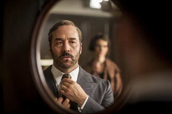 Jeremy Piven in Mr Selfridge
