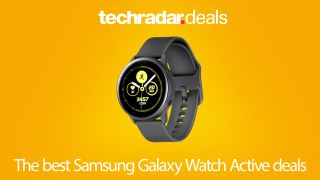 Samsung Galaxy watch active prices and deals