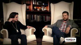 Ozzy Osbourne and son Jack