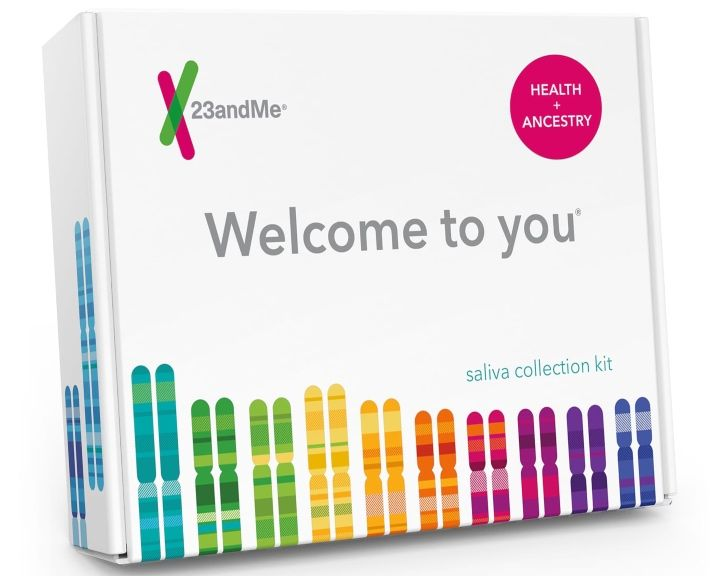 23andMe Health + Ancestry Amazon Prime