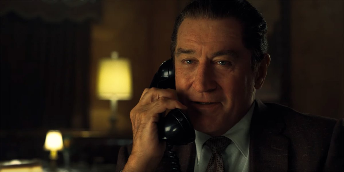 Why The Irishman's Producer Had No Second Thoughts About Taking It To Netflix