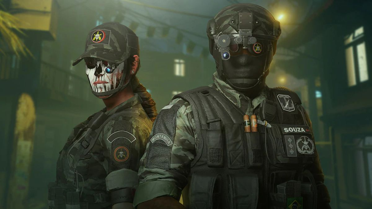 Favela was Rainbow Six Siege's most hated map, now it's coming to Ranked