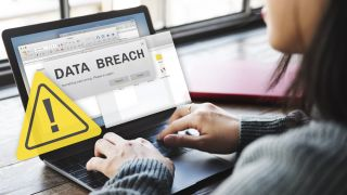 student affected by data breach