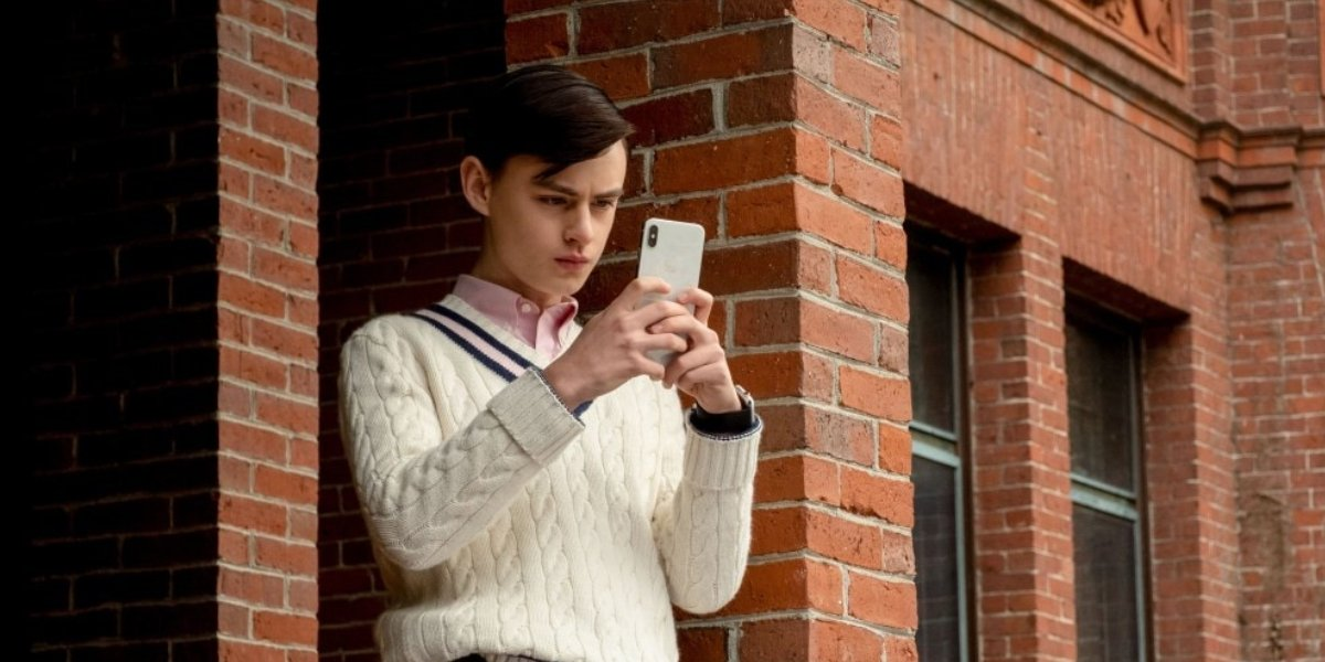 Jaeden Martell in Knives Out