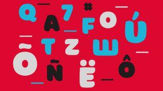 best free fonts: Borsok