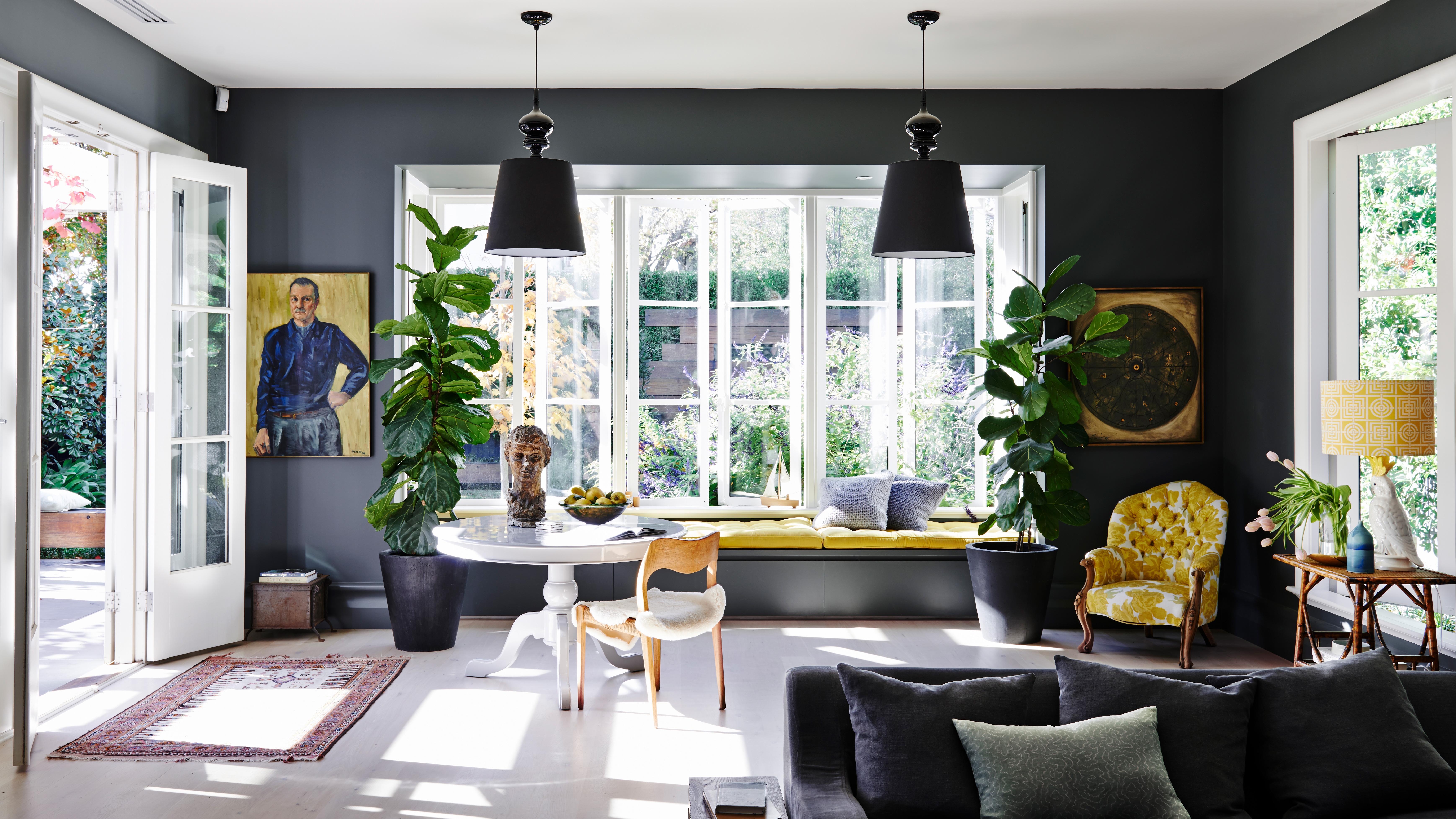 Grey Living Room Ideas 21, Gray Wall Living Room Design