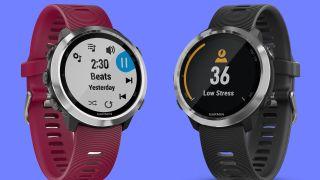 Forerunner 645 Music is a Garmin watch that lets you listen