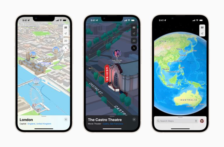 Apple Maps has a new update, and some very cool features