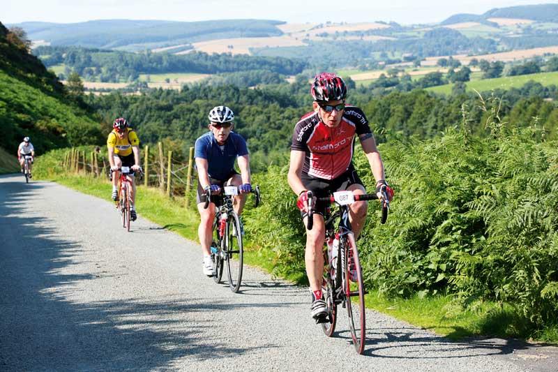 wild edric cyclo sportive, british sportive, cycling event, british cycling, cycling weekly,